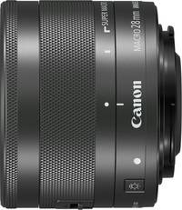 Canon EF-M 28 mm f/3.5 Makro IS STM